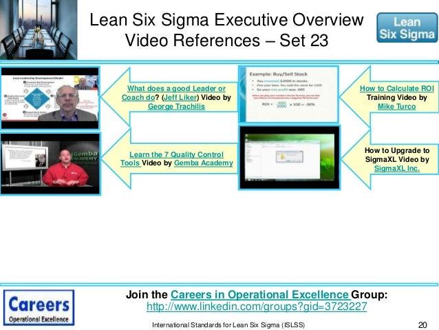 case study of lean six sigma