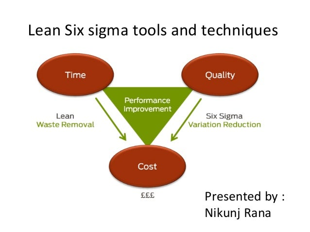 six sigma and application of six Application of lean six sigma in healthcare – a graduate level directed project experience abstract continuous change in complex healthcare environments is a challenge for nurse leaders, but it can also be an advantage change can leverage the introduction of innovations that improve the quality of care delivery.