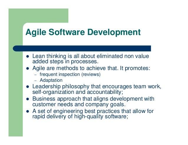 Lean Software Development | Igor Ramos | 11-17-2008