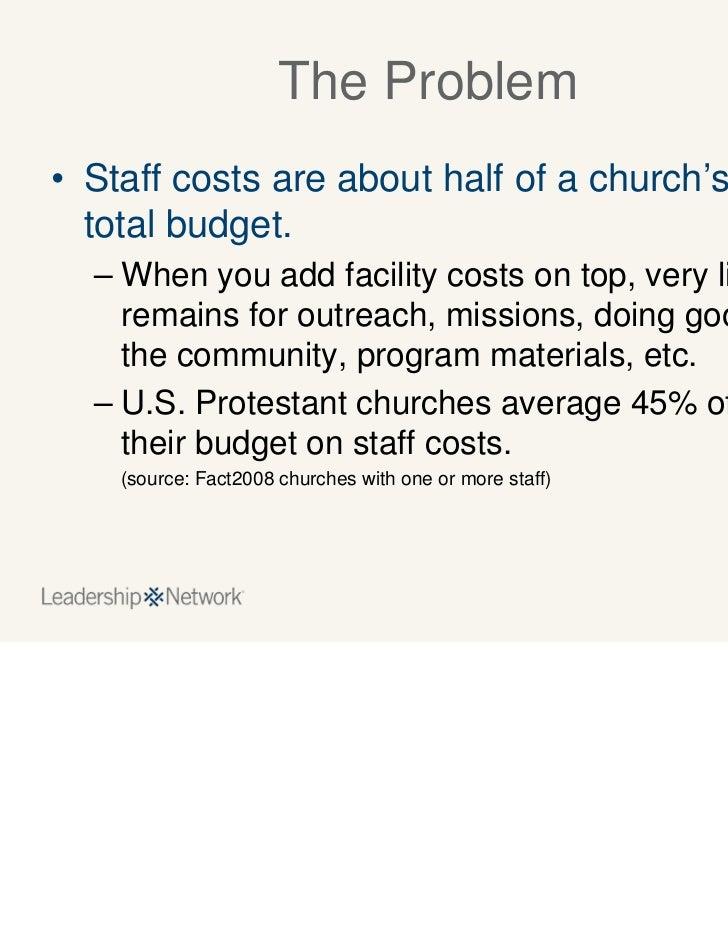 Leadership Network: Lean Staffing Churches