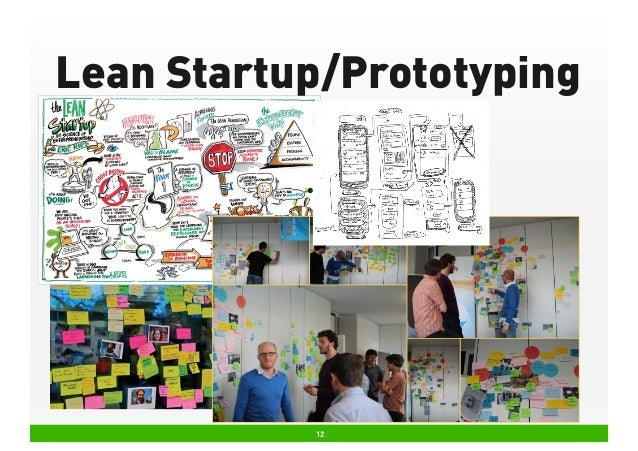 Lean Startup/Prototyping  12