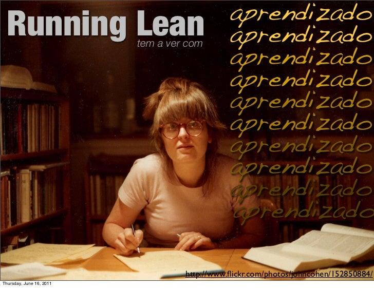 aprendizado Running Lean                                 aprendizado                                              aprendiz...