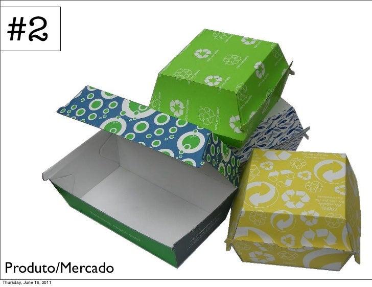 #2 Produto/MercadoThursday, June 16, 2011