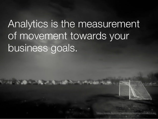 Good metrics, bad metrics