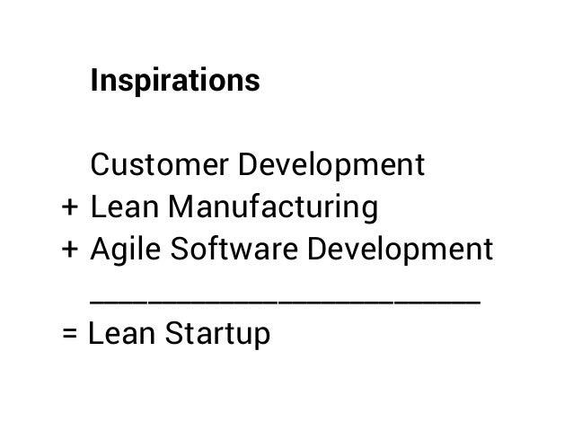 Lean Startup Customer Development Interview