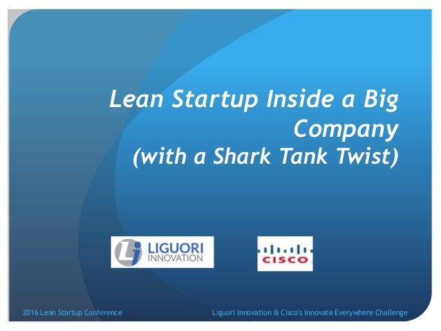 lean startup company