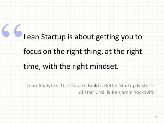 12 Lean Startup Models Slide 3
