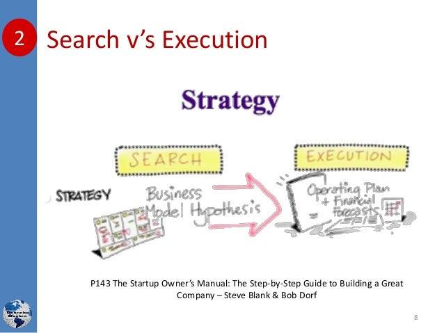 12 lean startup models rh slideshare net startup manual do empreendedor steve blank startup owner's manual steve blank pdf download free