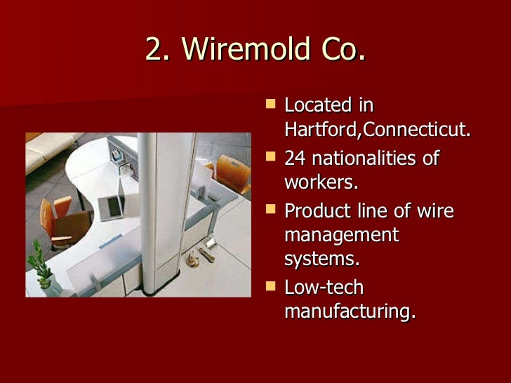 lean and wiremould company Details about the 14th annual northeast lean conference october 10-11, 2018 theme, agenda, keynotes and more.