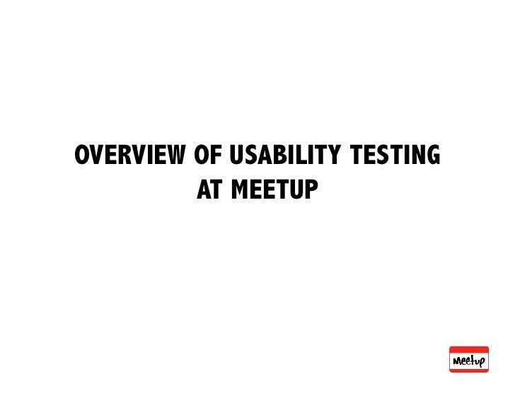 Lean Usability Slide 2