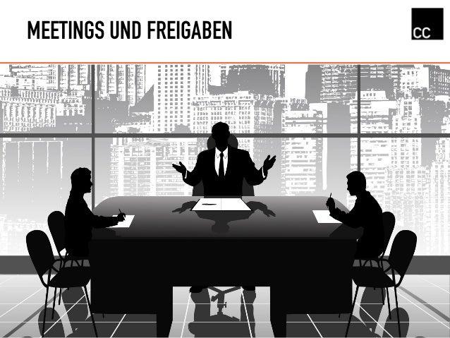MEETINGS UND FREIGABEN