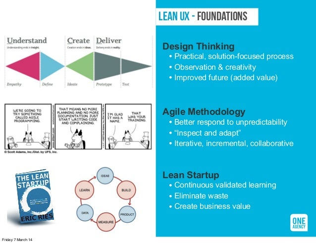Introduction to Lean UX Slide 2