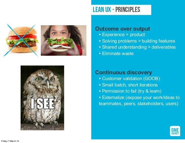 Introduction to Lean UX Slide 3