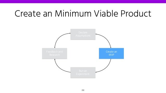 """Try to learn something """"The MVP is the minimum features that are required to learn what customers want."""" - Eric Ries Decla..."""