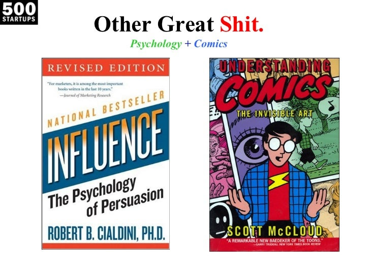 Other Great  Shit. Psychology  +  Comics
