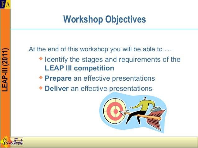 effective presentation delivery essay
