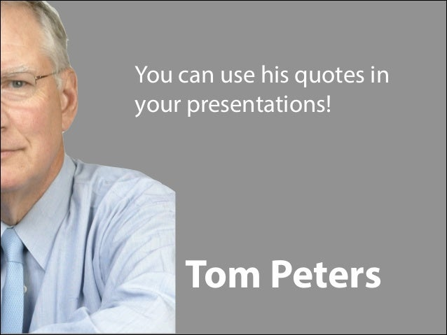 Lets Learn The Right Use of PowerPoint