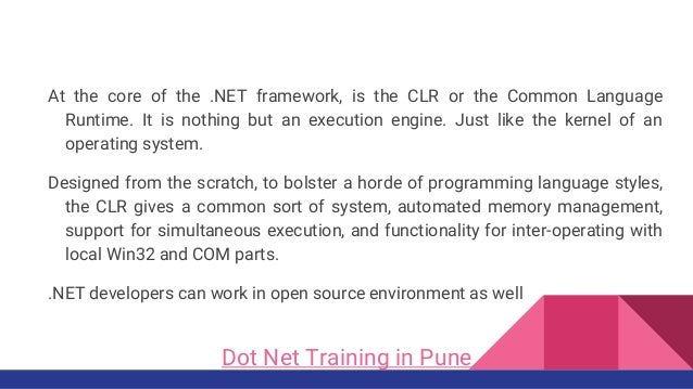 What is the best website for learning .NET for beginners ...