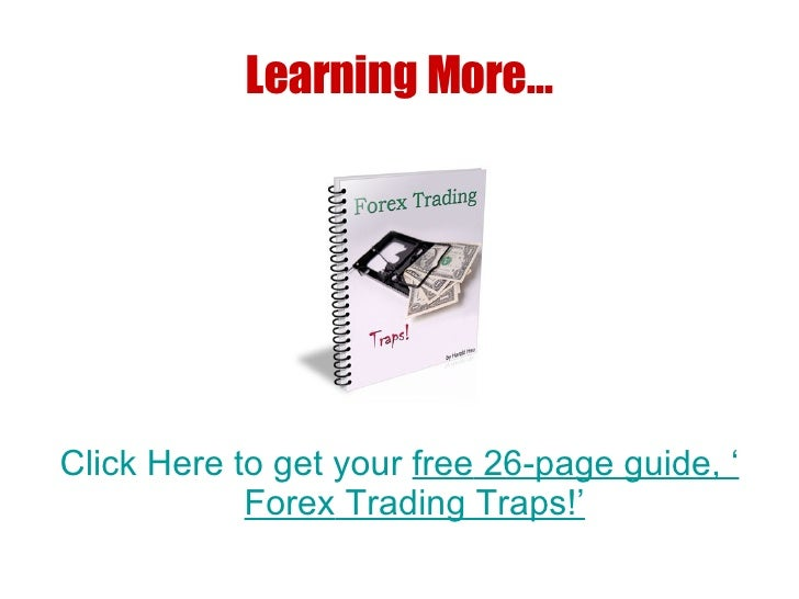 Learning forex for beginners