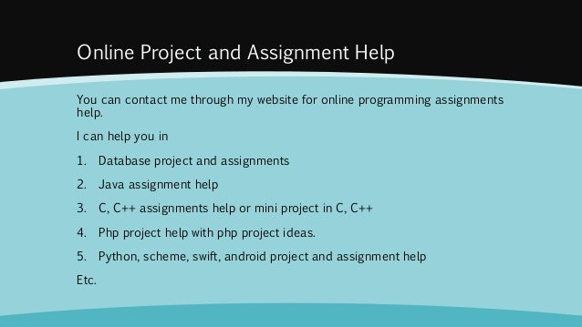 Assignments | Introduction to Programming in Java ...