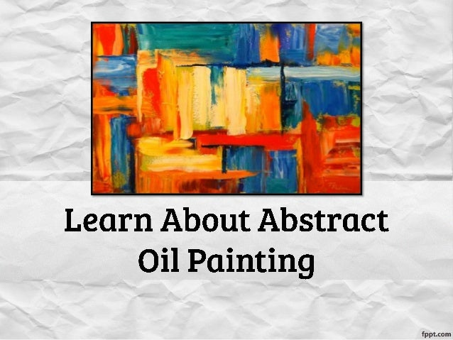 There are numerous types of paintings. There are completely different techniques and types that painters used to speak wha...