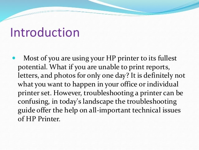 What are the HP printer error codes?