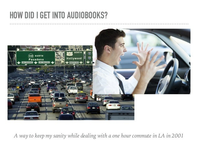 Learn and have fun by listening to audiobooks Slide 2