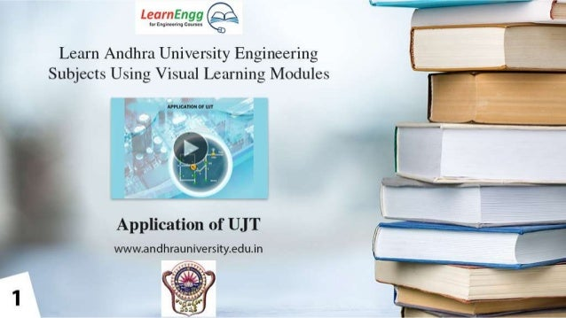 Learn andhra university engineering subjects using visual learning modules Slide 2