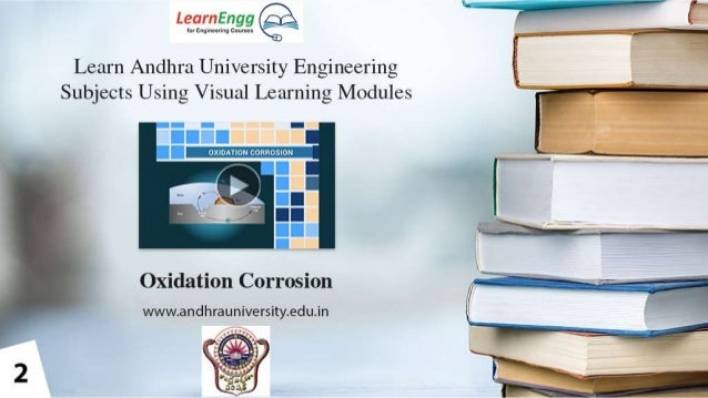 Learn andhra university engineering subjects using visual learning modules Slide 3