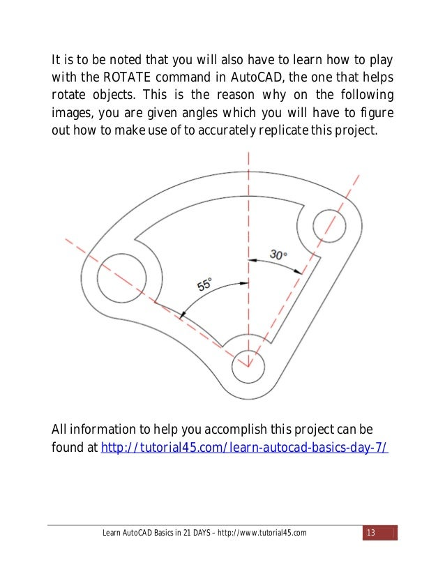 Learn auto cad basics in 21 days ebook 13 fandeluxe PDF