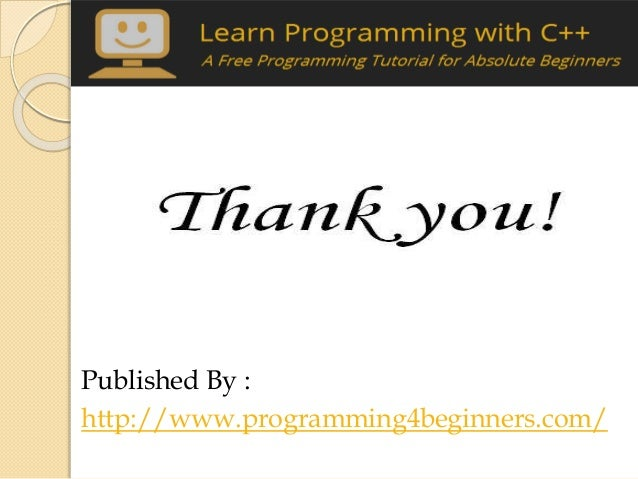 Learn C and C++ Programming - Cprogramming.com