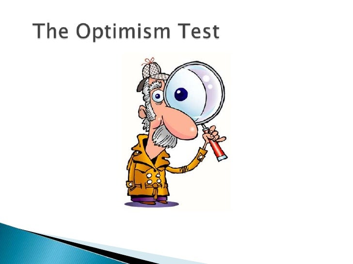 learned optimism When you turn the tape back on you will find out what your reactions to these forty-eight situations say about your explanatory style before tu.