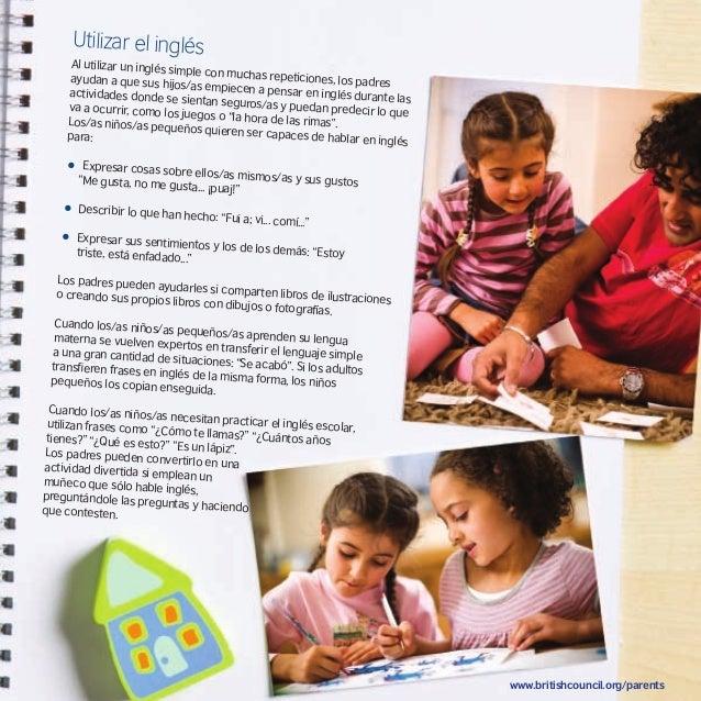 A medida que los niños/as pequeños/as se vuelven hablantes más competentes, pueden incluir una palabra en su lengua matern...