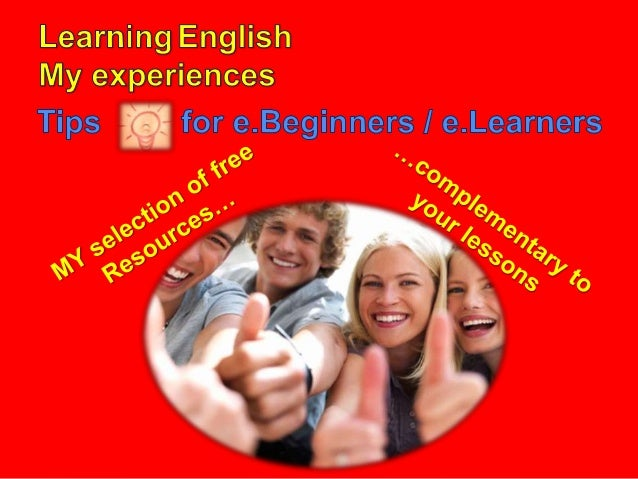 Use online technologies  Collaboration and sharing to learn English.  On the move  but always connected  with your English...