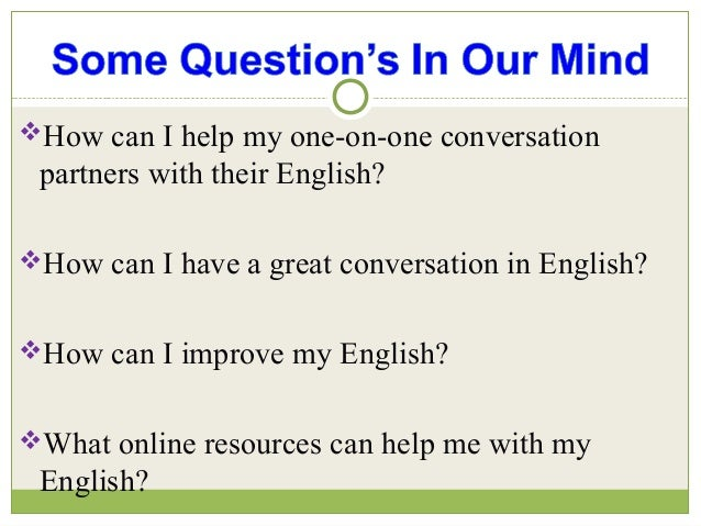 how my english has improved Improving your english a lot of people are always asking, how do i improve my english there are many possible answers, but here are just a few pieces of advice.