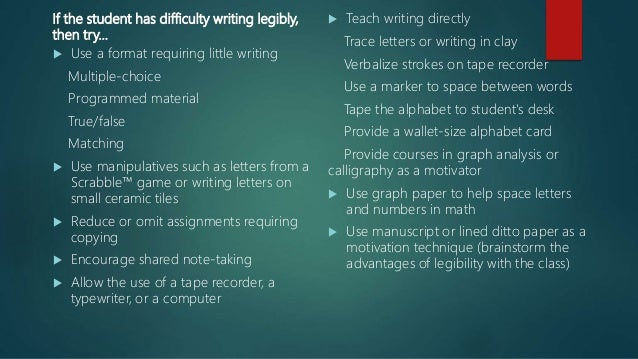 summary learners with exceptionalities Nichcy: 3 categories of disability under idea the 13 disability categories,,, defined idea provides definitions of the 13.