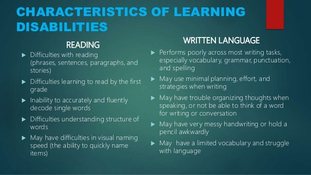 learners with exceptionalities essay Essay, education allocate at least 3  develop and teach a lesson plan to students with exceptionalities one  are you looking for a similar paper or any other .