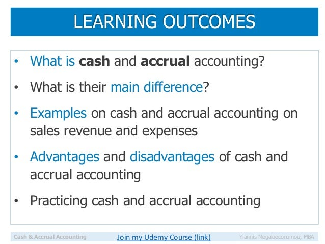 accrual accounting 2 Let's understand cash accounting vs accrual accounting, their meaning, key differences in simple and easy steps using practical illustrations.
