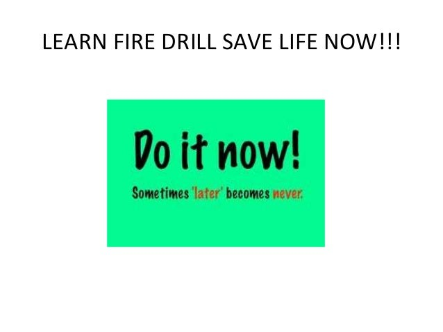 Learn to drill