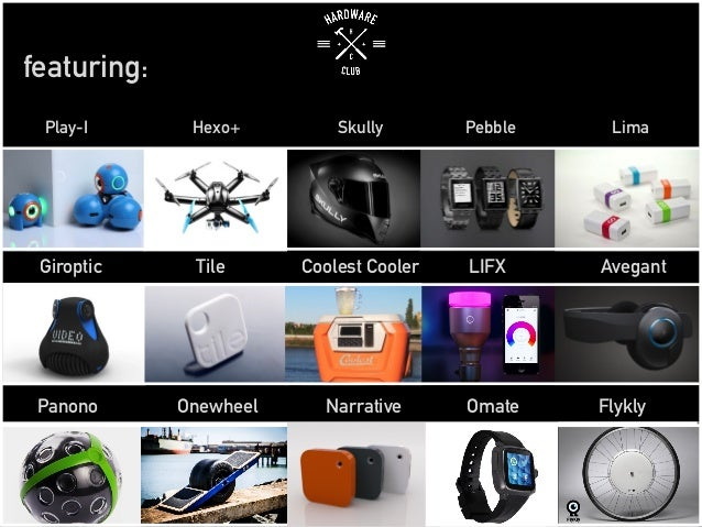 Learn from the Best - Hardware Crowdfunding Slide 2