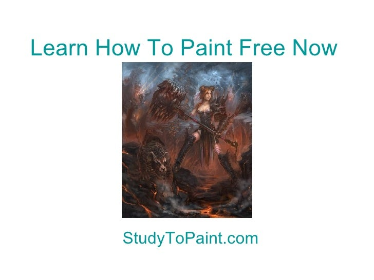 How to paint a rose in oil paint for Learn to paint online