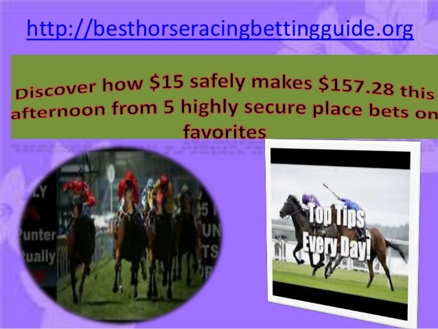 horse racing betting systems pdf