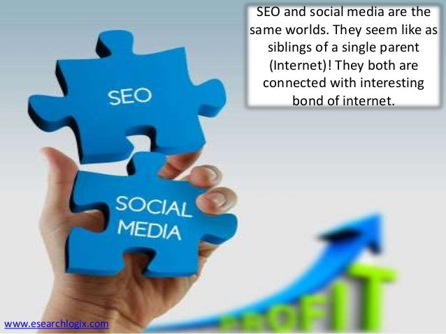 Learn How Social Media Improve Your Search Rank (SEO) Slide 2