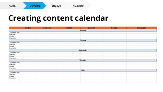 Webinar: How to a Build A Social Media Plan