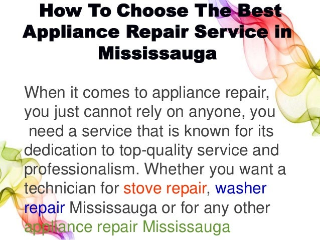 How to Learn the Appliance Repair Business | Career Trend