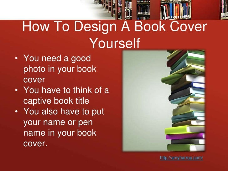 Book Cover Design Learn : Learn how to design your book cover