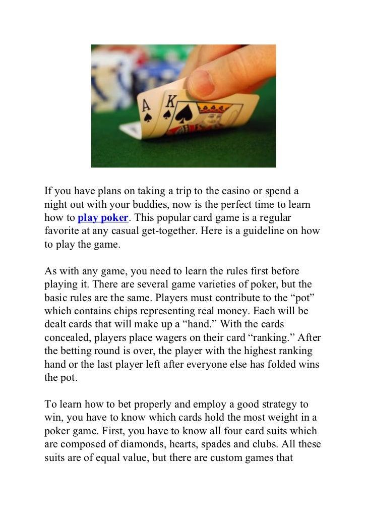 Ultimate poker online spielen planning, bei manchen...