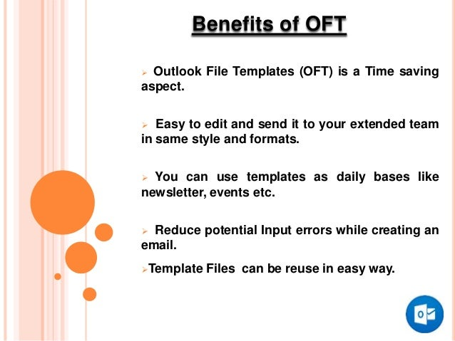 Learn how to creates oft outlook template 3 maxwellsz
