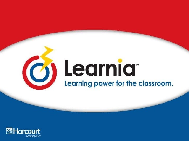 It's all about learning – first.