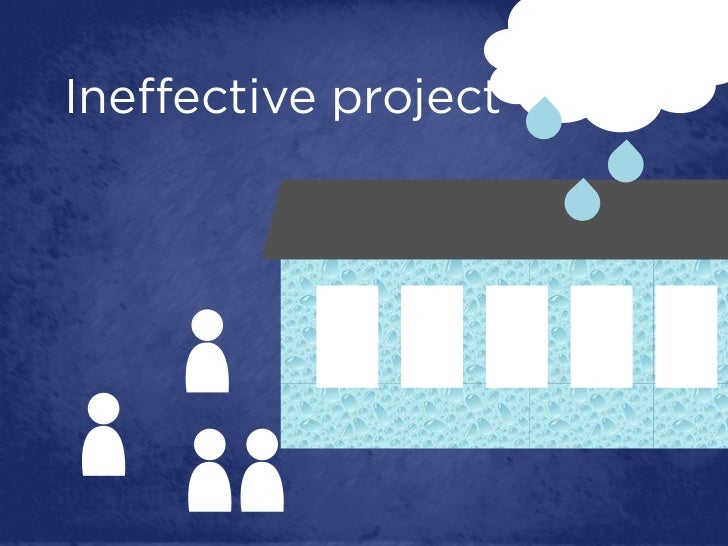 Ineffective project